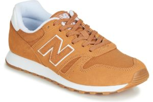 new balance 373 mens brown brown trainers mens