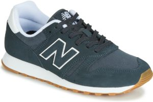 new balance 373 mens green green trainers mens