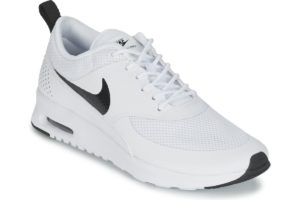 nike air max thea womens white white trainers womens