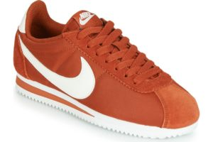 nike cortez womens orange orange trainers womens