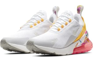 Nike Air Max 270 Womens White Ar0499 101 White Sneakers Womens