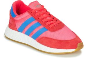 adidas i-5923 womens red red trainers womens