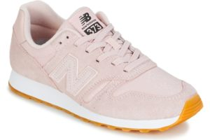 new balance 373 womens pink pink trainers womens