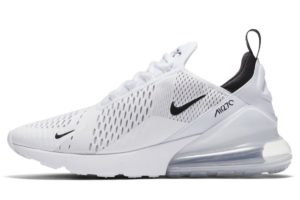 Nike Air Max 270 Mens White Ah8050 100 White Sneakers Mens