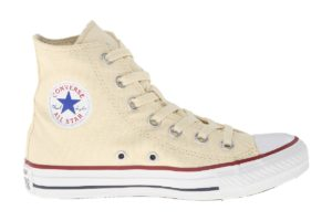 Converse All Stars Hoog Dames Geel 25580 105 0003 Cl Gele Sneakers Dames
