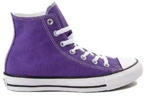 Converse All Stars Hoog Dames Paars 064120 55 14 Paarse Sneakers Dames
