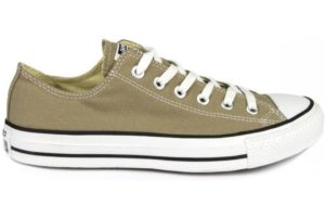 Converse All Stars Laag Dames Beige 672 105 169 Cl Beige Sneakers Dames
