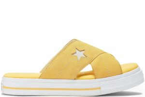converse-one star-womens-yellow-564145C-yellow-sneakers-womens