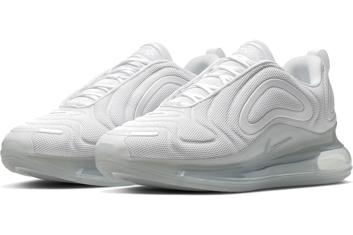 Nike Air Max 720 Mens White Ao2924 100 White Trainers Mens