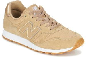 new balance 373 womens beige beige trainers womens