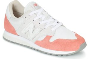 new balance 520 womens pink pink trainers womens
