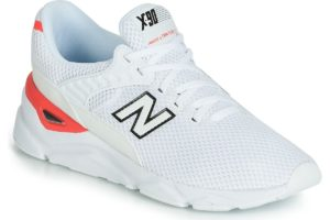 new balance overig mens white white trainers mens