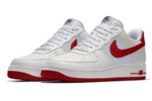 Nike Air Force 1 Heren Wit Aq3774 992 Witte Sneakers Heren
