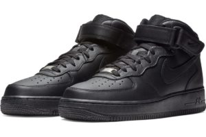 nike-air force 1-mens-black-315123-001-black-sneakers-mens