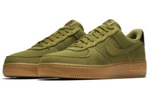nike-air force 1-mens-green-aq0117-300-green-sneakers-mens