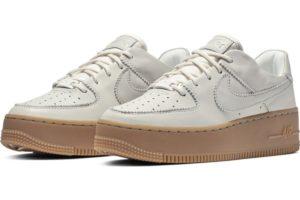 nike-air force 1-womens-beige-ar5409-100-beige-sneakers-womens