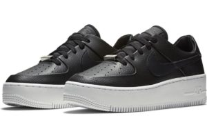 nike-air force 1-womens-black-ar5339-002-black-sneakers-womens