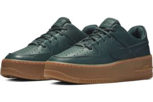 nike-air force 1-womens-green-ar5409-300-green-sneakers-womens