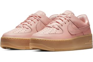 nike-air force 1-womens-pink-ar5409-600-pink-sneakers-womens