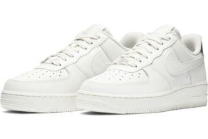 nike-air force 1-womens-silver-ao2132-003-silver-sneakers-womens