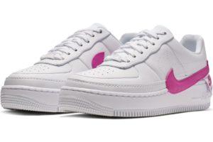 nike-air force 1-womens-white-ao1220-105-white-sneakers-womens