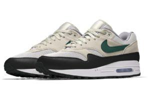 Nike Air Max 1 Heren Grijs 943756 901 Grijze Sneakers Heren