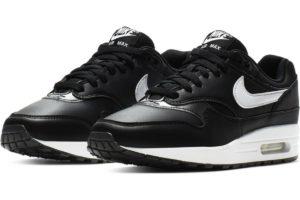 nike-air max 1-womens-black-319986-044-black-sneakers-womens