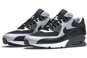 nike-air max 90-mens-black-537384-053-black-sneakers-mens