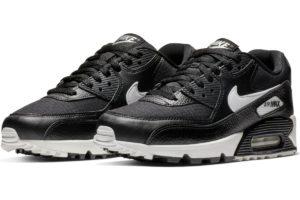 nike-air max 90-womens-black-325213-060-black-sneakers-womens