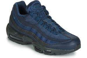 nike air max 95 mens blue blue trainers mens