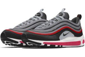 Nike Air Max 97 Heren Grijs 314275 995 Grijze Sneakers Heren