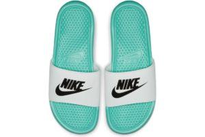 nike-benassi-mens-green-343880-303-green-sneakers-mens