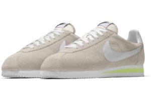 Nike Cortez Dames Beige Aq2707 998 Beige Sneakers Dames (1)