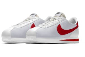 Nike Cortez Heren Zilver At8244 999 Zilver Sneakers Heren