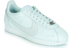 nike cortez womens green green trainers womens