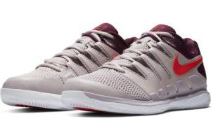 nike-court air zoom-mens-pink-aa8030-601-pink-sneakers-mens