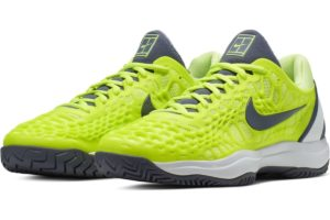 nike-court zoom-mens-yellow-918193-701-yellow-sneakers-mens