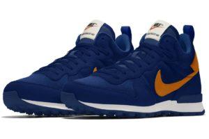 Nike Internationalist Heren Blauw Av5909 995 Blauwe Sneakers Heren (1)
