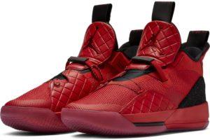 nike-jordan air jordan xxxiii-mens-red-aq8830-600-red-sneakers-mens