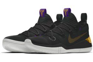 Nike Kobe Heren Zwart Aq3740 991 Zwarte Sneakers Heren (1)