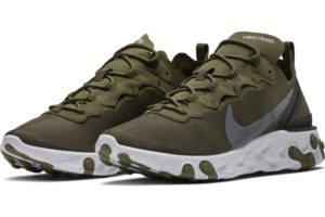 nike-react element-mens-green-bq6166-200-green-trainers-mens