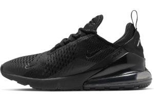 Nike Air Max 270 Mens Black Ci2671 001 Black Sneakers Mens