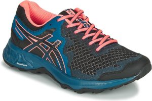 asics gel sonoma womens black black trainers womens