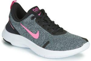 nike flex womens grey grey trainers womens