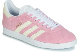 adidas gazelle womens pink pink trainers womens