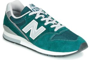 new balance 996 mens green green trainers mens