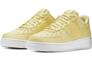 nike-air force 1-womens-yellow-ao2132-701-yellow-sneakers-womens