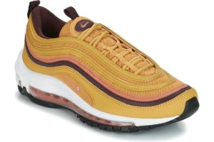 nike air max 97 womens yellow yellow trainers womens