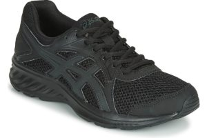 asics jolt womens black black trainers womens