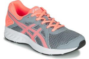 asics jolt womens grey grey trainers womens